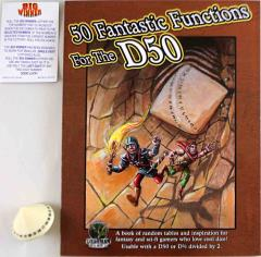 D50 2-Pack - d50 + Fantastic Functions Book!