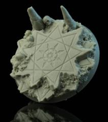 50mm Chaos Ruin (Round Base)