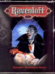 Ravenloft GM Screen
