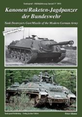#5016 - Tank Destroyers Gun/Missile of the German Army