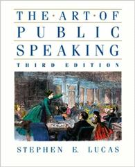 Art of Public Speaking, The (3rd Edition)