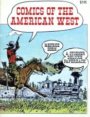 Comics of the American West