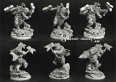 Dwarf Wild Hunter #2