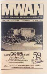 "#59 ""South American Military Campaigns, An OTR Scenario"""