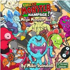 Smash Monster Rampage! - Mega Monster Box