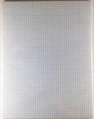 "Graph Paper - 1/5"" x 1/5"" (8.5"" x 11"" Pad)"