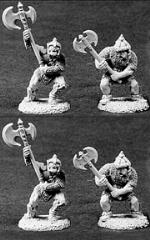Orcs w/Two-Handed Weapons