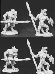 Lizardmen w/Spears