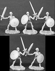Skeletons w/Swords & Shields
