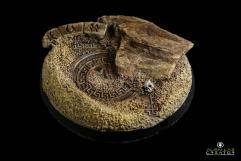 60mm Dune (Round Base)