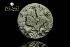 60mm Graveyard (Round Base)