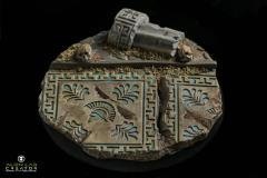 60mm Ancient Greece (Round Base)