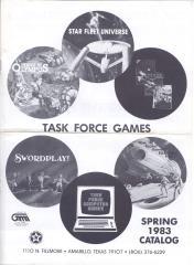 1983 Spring Catalog