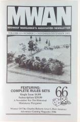 """#66 """"Pike & Musket Rules, ACW Rules"""""""
