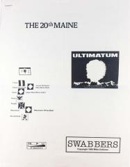 "#68 ""The 20th Maine, Ultimatum"""