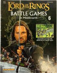 "#6 ""Aragorn Battles the Uruk-hai, Helm's Deep, Son of Arathorn"""