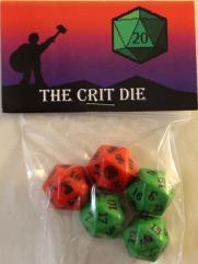 Crit Dice (5)