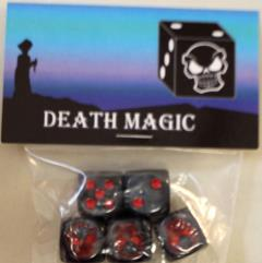 Death Magic Dice (5)