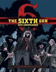 Sixth Gun RPG, The - RPG Companion