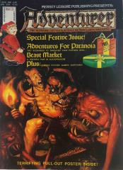 "#6 ""Two Paranoia Adventures, Poison in RPG's, Women in RPG's Part #1"""