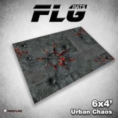 6' x 4' - Urban Chaos