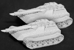 Lance Tank (1st Printing)