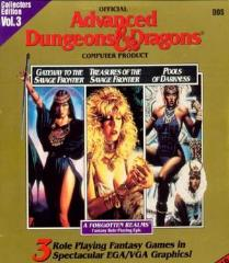 Advanced Dungeons & Dragons Collectors Edition Vol. 3