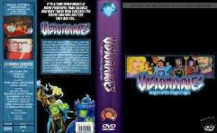 Visionaries Cartoon Collection - Complete 3-Disc DVD Box Set