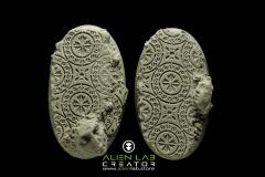 75mm Ancient Ruins (Oval Base)