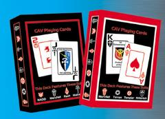 Poker Deck (Red)