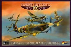 Supermarine Spitfire Mk IX Squardon