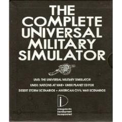 Complete Universal Military Simulator, The
