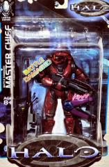 Battle Damaged Master Chief w/Assault Rifle, Sniper Rifle, & Needler (Limited Edition)