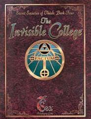 Secret Societies of Theah Book 4 - The Invisible College