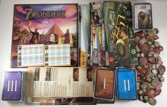 7 Wonders Collection #2 - Base Game + 2 Expansions!