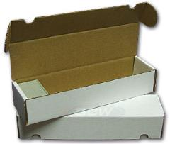 Storage Box - 800 Count (10 Pack)
