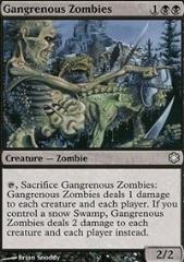 Gangrenous Zombies (C)