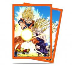 Standard Size Sleeves - Father-Son Kamehameha