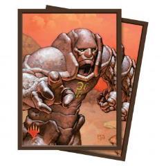 Card Sleeves - Karn, Silver Golem (100)