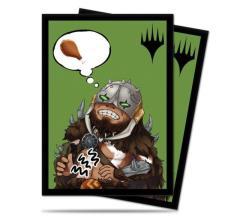 Card Sleeves - Garruk, I'm Starving (100)