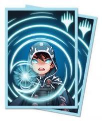Card Sleeves - Jace, Mystic (100)