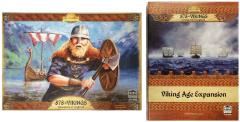 878 - Vikings, Invasions of England 2-Pack, Invasions of England + Viking Age Expansion!
