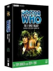E-Space Trilogy, The (Tom Baker)