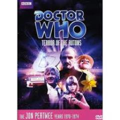 Terror of the Autons (Jon Pertwee)