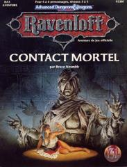 Contact Mortel (Touch of Death) (French Edition)