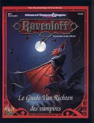 Le Guide Van Richten des Vampires (Van Richten's Guide to Vampires) (French Edition)