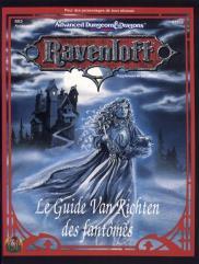 Le Guide Van Richten des Fantomes (Van Richten's Guide to Ghosts) (French Edition)