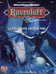La Demure de Strahd (House of Strahd) (French Edition)