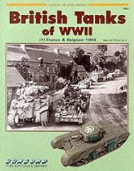 British Tanks of WWII Vol. 1 - France & Belgium 1944