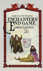 Belgariad, The #5 - Enchanters' End Game